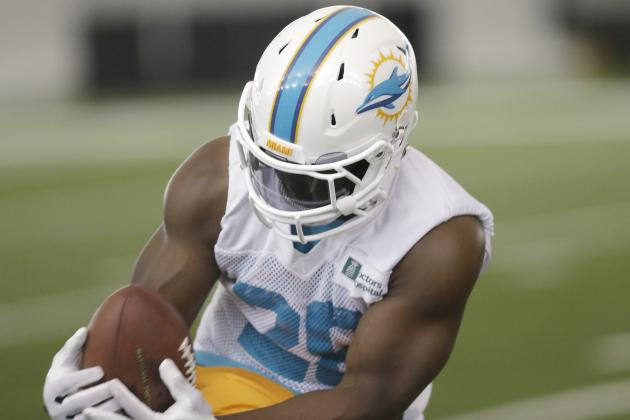 Dolphins Tailback Knowshon Moreno Is Battling Health Issues