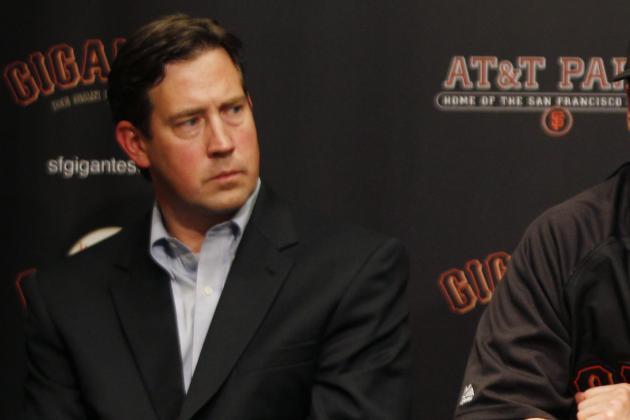 Giants Rumors: Team Interested, Not Interested in Jeff Samardzjia