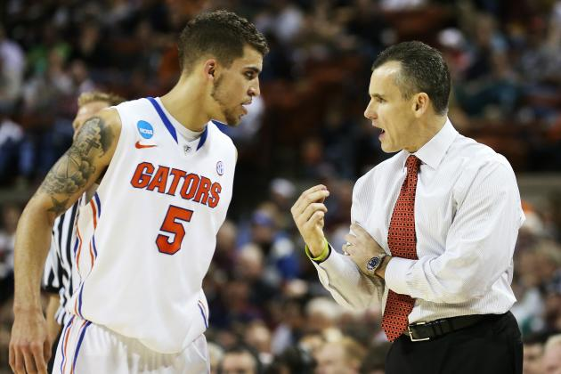 Scottie Wilbekin Can't See Billy Donovan Leaving Florida