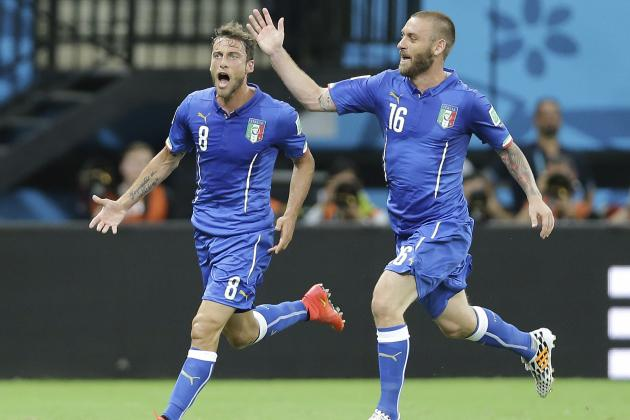 World Cup Schedule 2014: TV Info, Live Stream and Start Times for Day 9