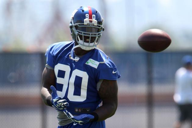 JPP, Defensive Line Still Critical for Giants
