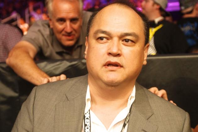 Scott Coker's '1st Day on the Job' Gives His Bellator Reboot a Familiar Feel