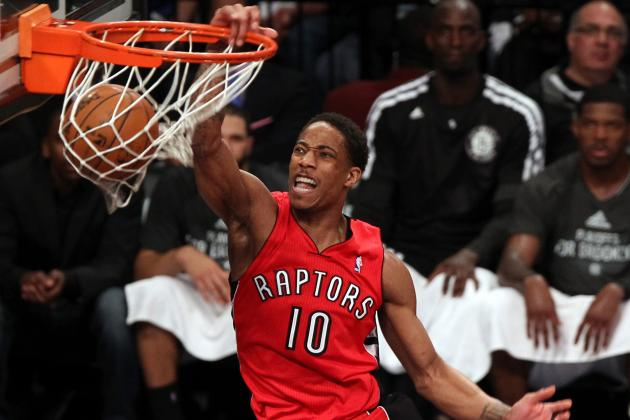 Toronto Raptors: How They Can Join NBA's Eastern Conference Elite