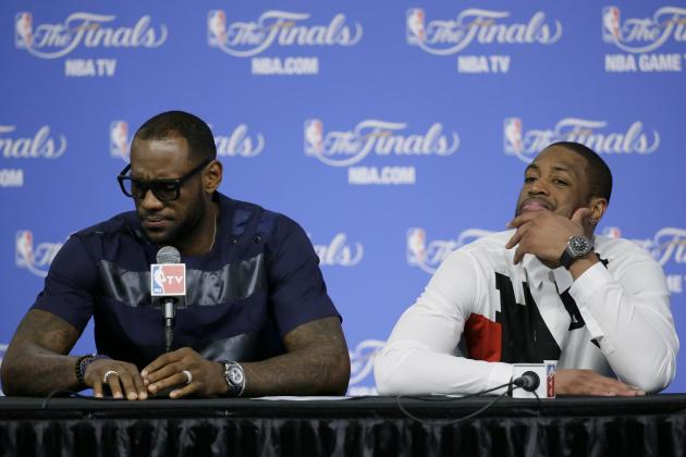 Dwyane Wade's Decision Will Determine the Future of LeBron James and Miami Heat