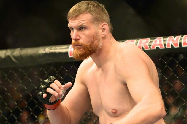 Josh Barnett Wants Junior Dos Santos for Next Fight