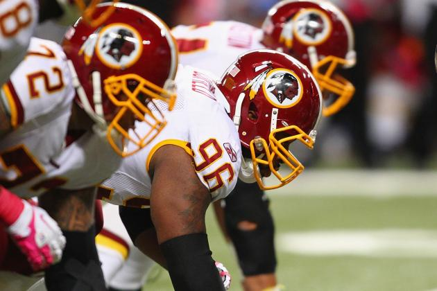 Redskins' Front Has Potential, Concerns