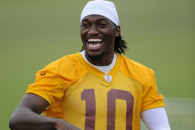 RGIII Has 'no Doubt' He Is a Better Quarterback Now