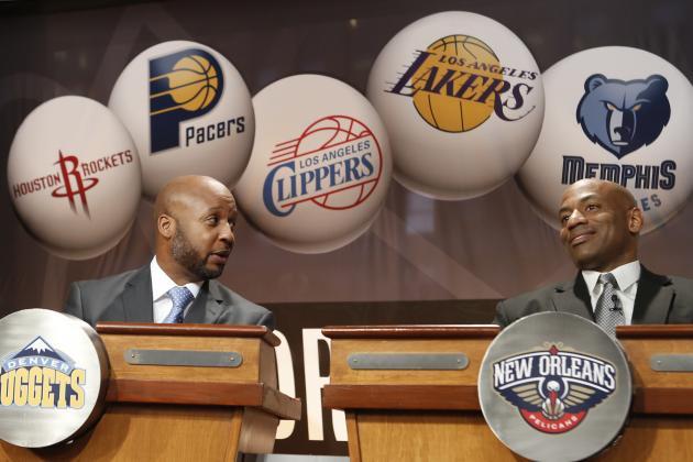 2014 NBA Mock Draft: Essential Guide to 1st 30 Picks
