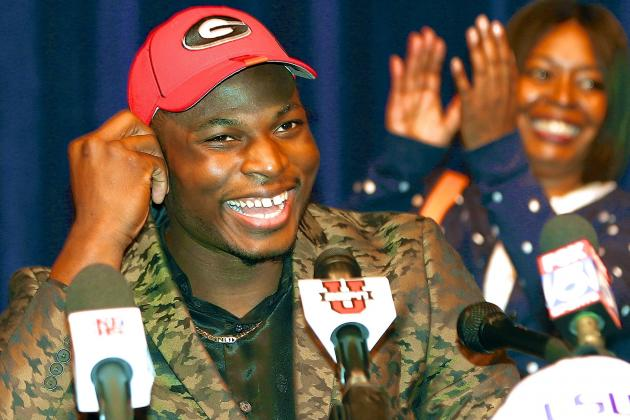 Georgia Football: How Lorenzo Carter Works His Way into Starting Lineup
