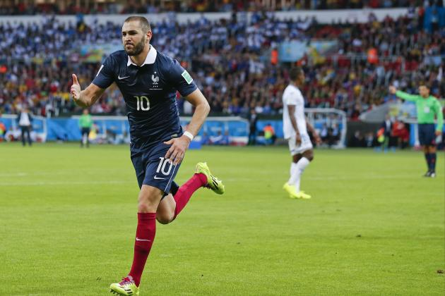 Changes France Should Consider in Their World Cup Clash with Switzerland