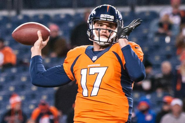 Brock Osweiler Is a Viable Quarterback of the Future