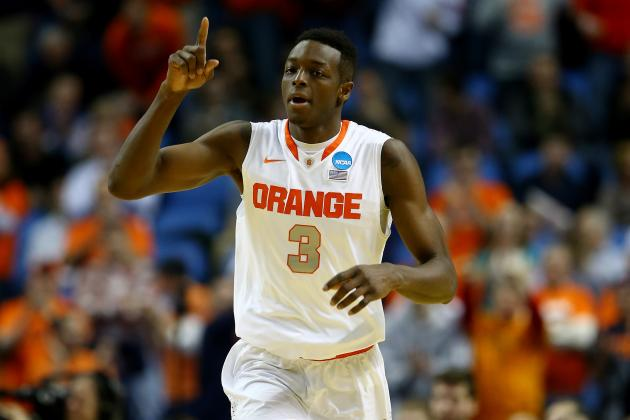 Jerami Grant NBA Draft 2014: Highlights, Scouting Report for 76ers Rookie