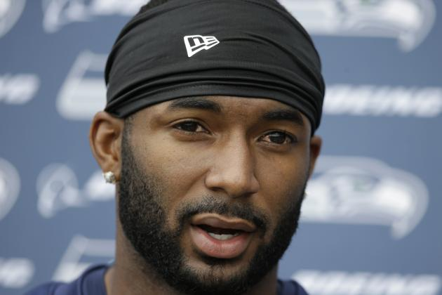Seahawks' Rookie Receiver Paul Richardson Flaunting His Speed