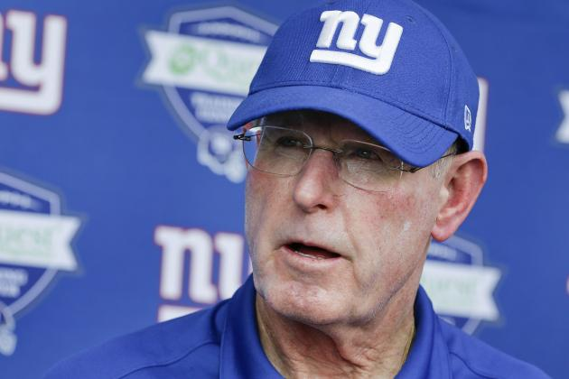 Tom Coughlin to Giants: See You Soon