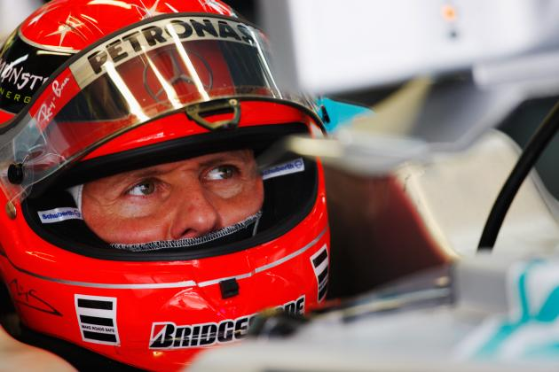 How Should Formula 1 React in Absence of Michael Schumacher Updates?