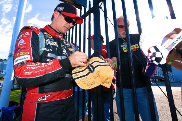 Will NASCAR Face a Crisis When Today's Aging Sprint Cup Stars Retire?