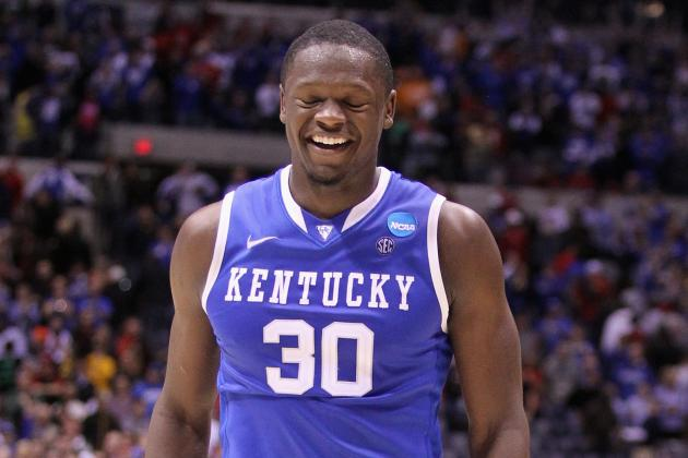 NBA Draft: Julius Randle, Aaron Gordon, or Noah Vonleh?