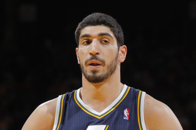 Should the Utah Jazz Trade Enes Kanter?