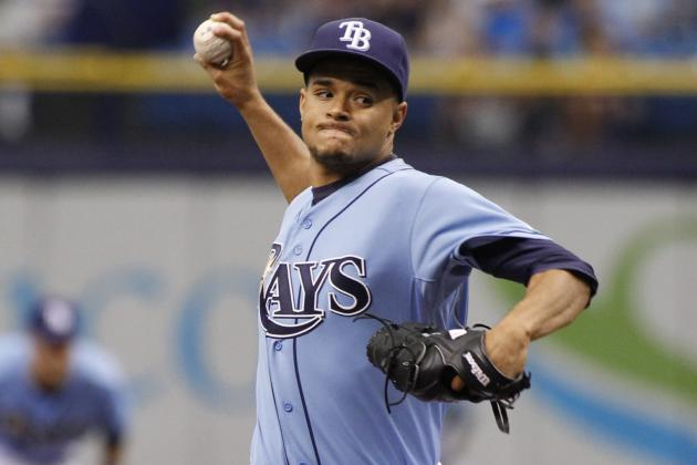 Houston Astros at Tampa Bay Rays game preview