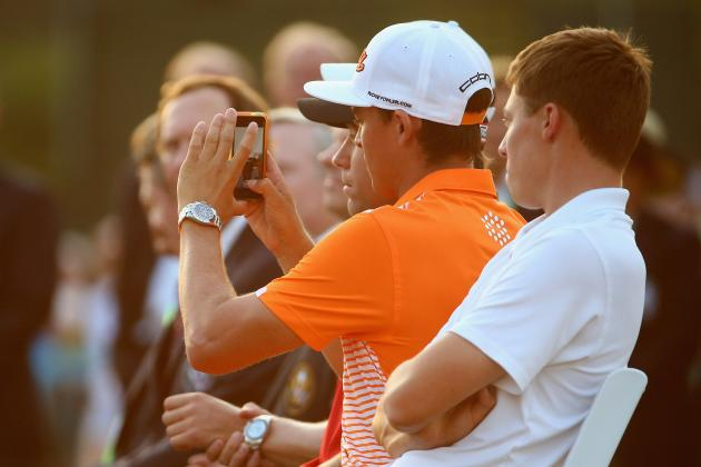 What's Behind Rickie Fowler's Improved Performance in 2014 Majors?