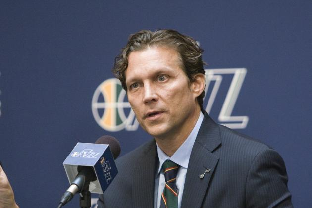 A Q Chat with New Utah Jazz Coach Quin Snyder