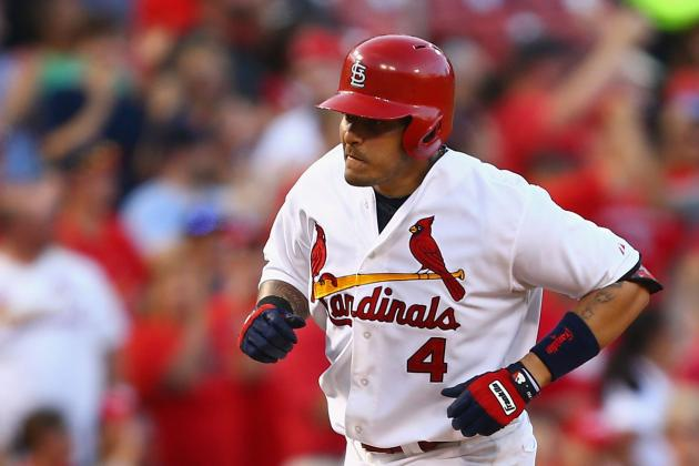 Cards Nix Response to the Brewers' Political Attack Ad Against Yadier Molina