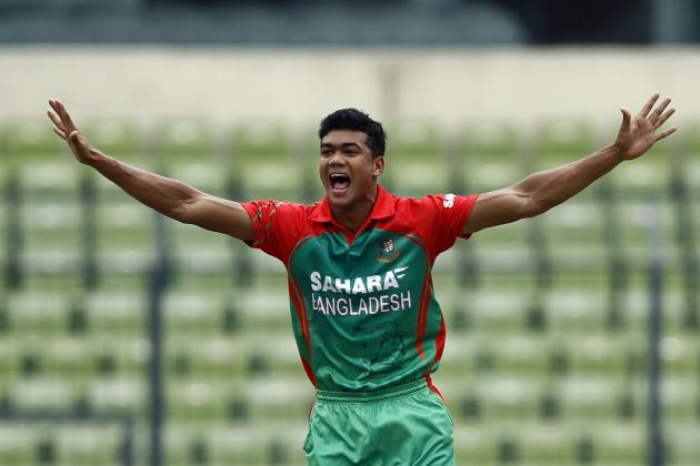 Bangladesh vs. India 2014 ODIs: What Was the Value of Second-String Series?