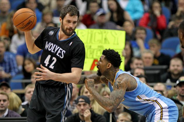 Denver Nuggets Playing Short-Sighted Game by Chasing Kevin Love Trade