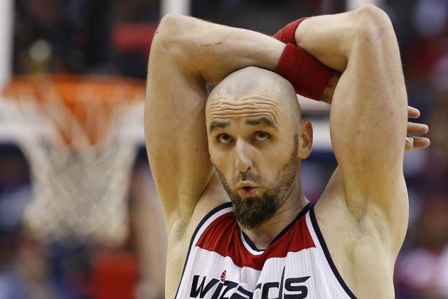 Why Re-Signing Marcin Gortat Is so Important for the Wizards