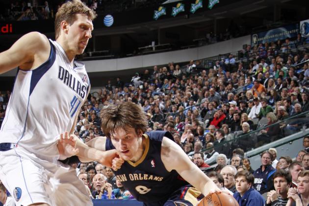 Mavericks-Pelicans Preseason Game Tickets Go on Sale Friday