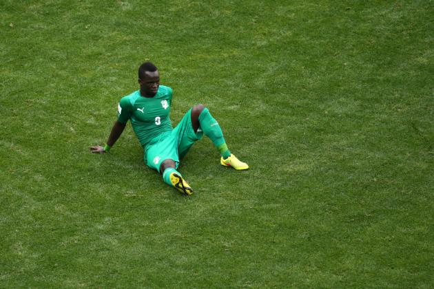 Ivory Coast Beaten but Unbowed Against Impressive Colombia
