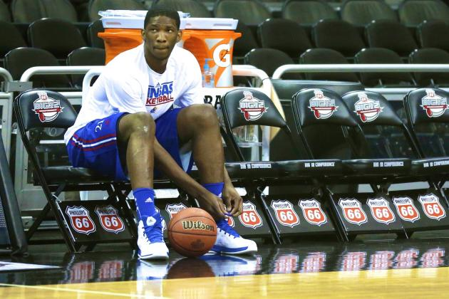 Joel Embiid's Injury Could Have Devastating Consequences for Prospect's Future