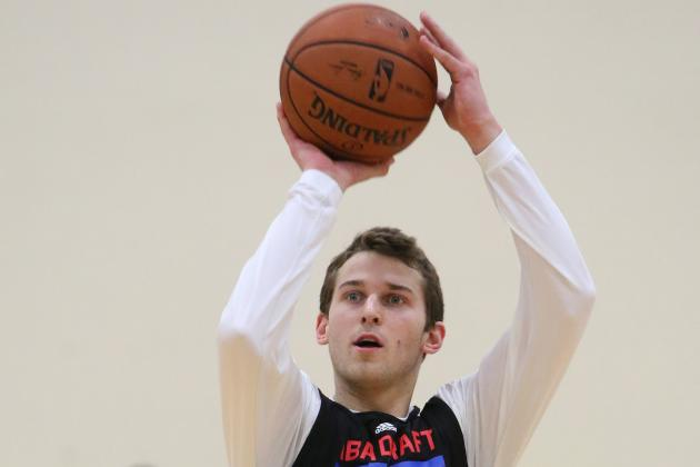 Nik Stauskas Works out for Kings, Nuggets, Wolves, Warriors