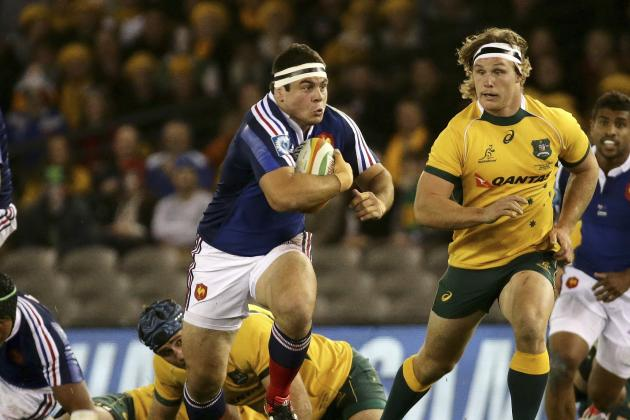 Australia vs. France: Date, Time, Live Stream, TV Info and Rugby Preview