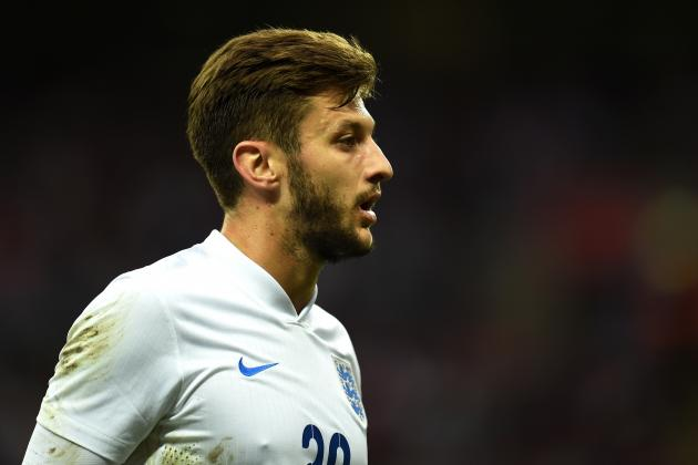 Liverpool Transfer News: The Reds Must Do Whatever It Takes to Get Adam Lallana