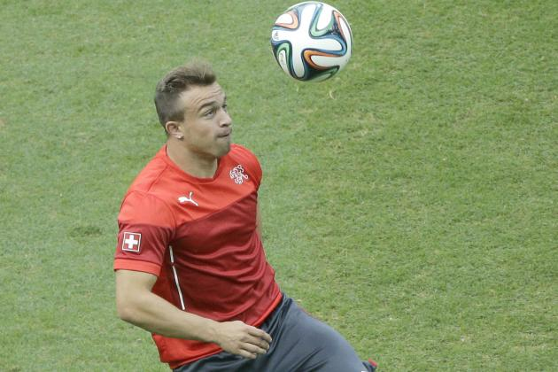 Liverpool Open Talks with Bayern Munich over Shaqiri