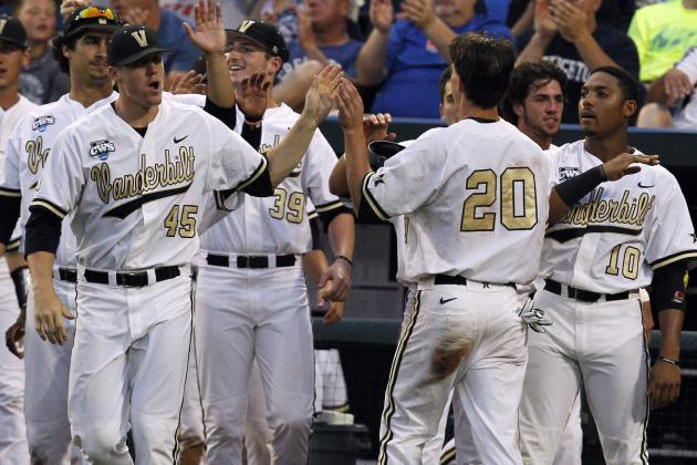 CWS 2014: Why Vanderbilt Will Face Virginia in Finals