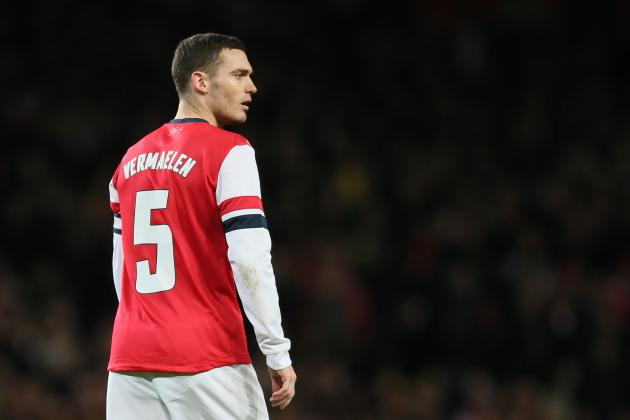 Manchester United Transfer News: Why Thomas Vermaelen Would Be a Shrewd Signing