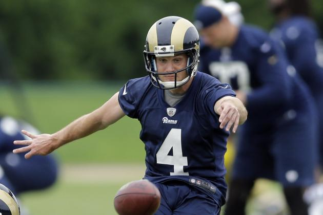 Rams Are Bullish over Special Teams