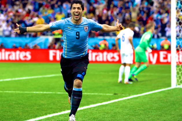Uruguay vs. England: World Cup Group D Score, Grades and Post-Match Reaction
