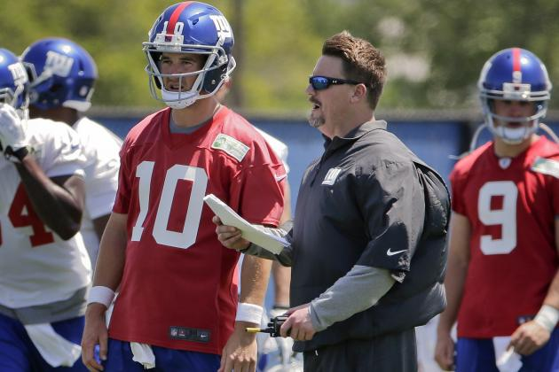 Ben McAdoo: 'I've Been Groomed'