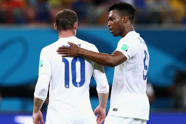 Twitter Reacts to Wayne Rooney, Daniel Sturridge's Performances vs. Uruguay