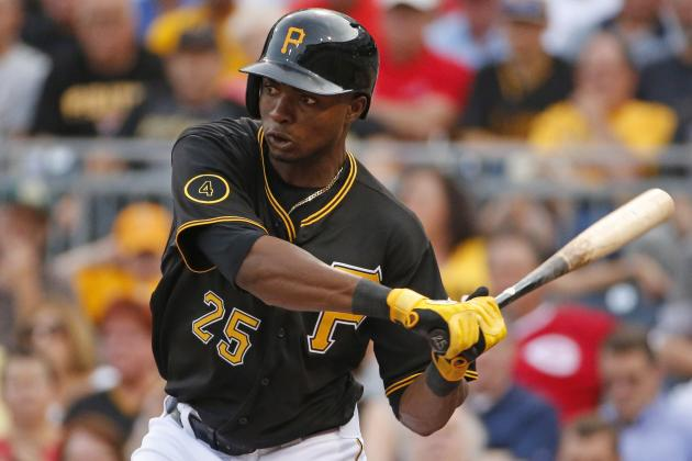 Pirates' Gregory Polanco Sets Team Record for Longest Hit Streak to Begin Career