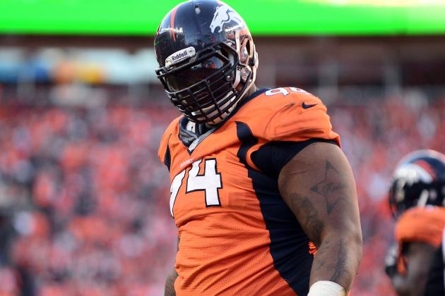 Terrance Knighton Finds Inspiration in San Antonio Spurs