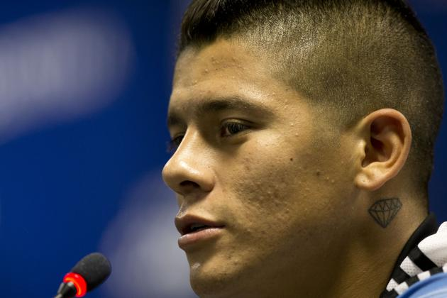 Liverpool Transfer News: Why Reds Shouldn't Move for Marcos Rojo