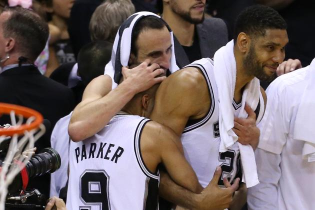 Could San Antonio Spurs Become a Top NBA Free-Agent Destination?