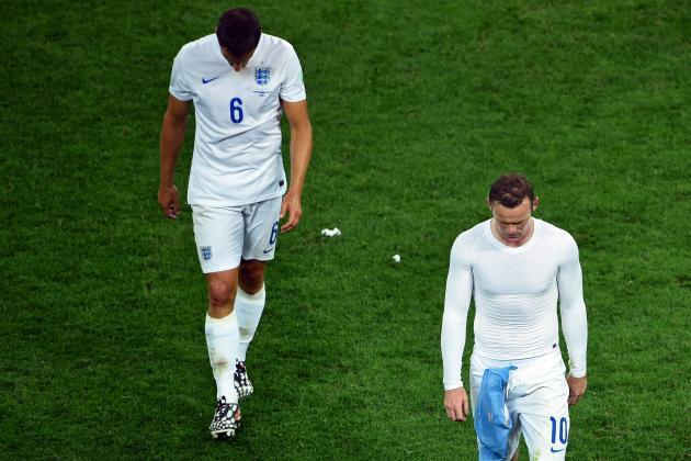 England Loses Consecutive World Cup Games for 1st Time Since 1950