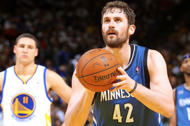 Are Golden State Warriors Risking Too Much in Pursuit of Kevin Love?