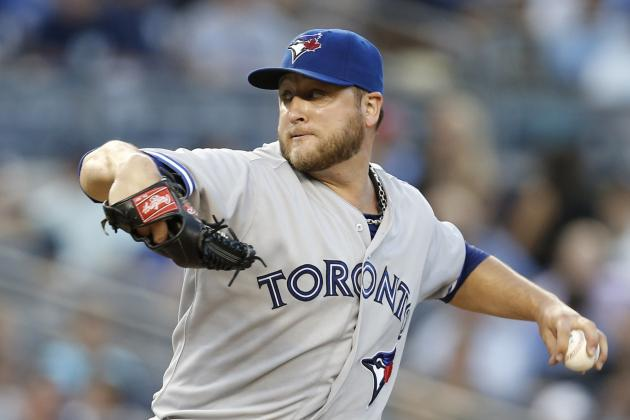 Toronto Blue Jays Starting Rotation Has Exceeded Expectations