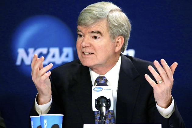 Mark Emmert's O'Bannon Trial Comments Tell CFB Fans What They Already Know